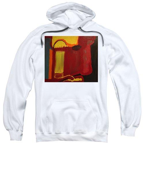 Christ's Profile Sweatshirt