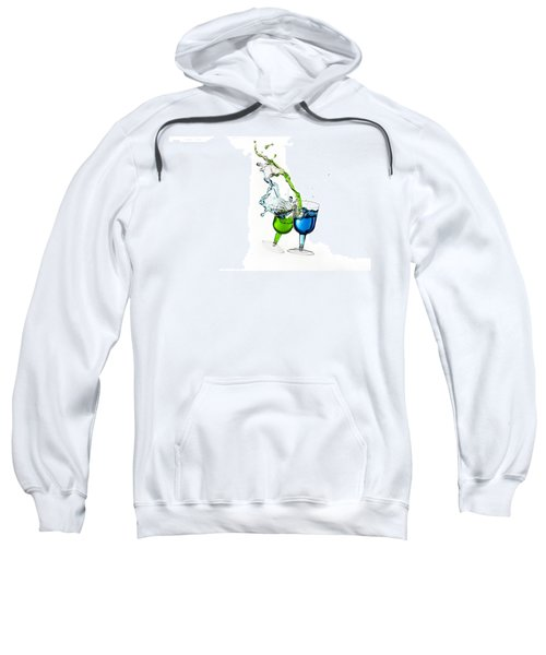 Dancing Drinks Sweatshirt