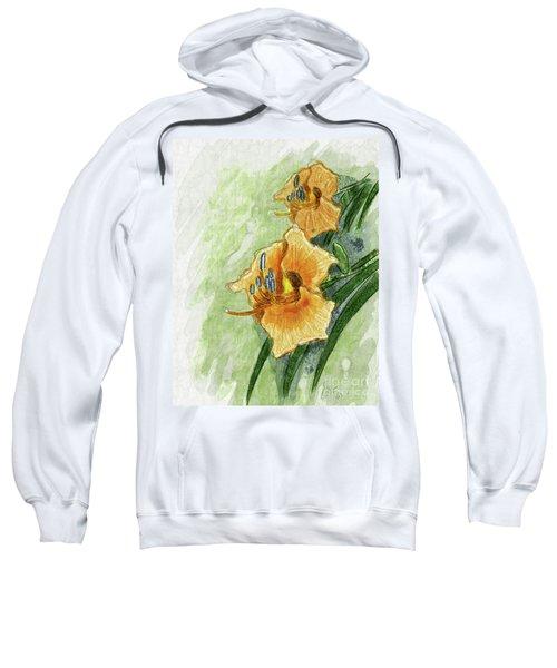 Daylily #2 Sweatshirt