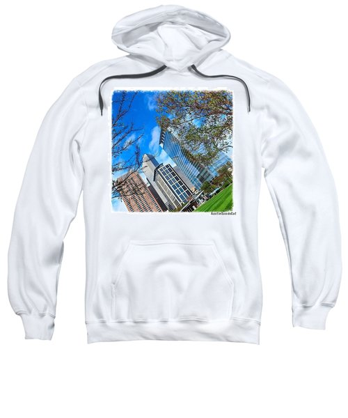 #downtown #houston On A #beautiful Sweatshirt