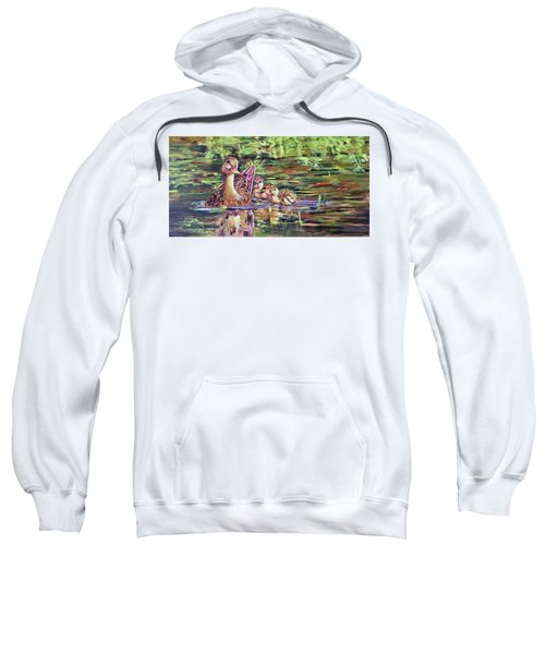Duck Family Sweatshirt