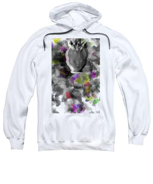 Exploding Head Sweatshirt