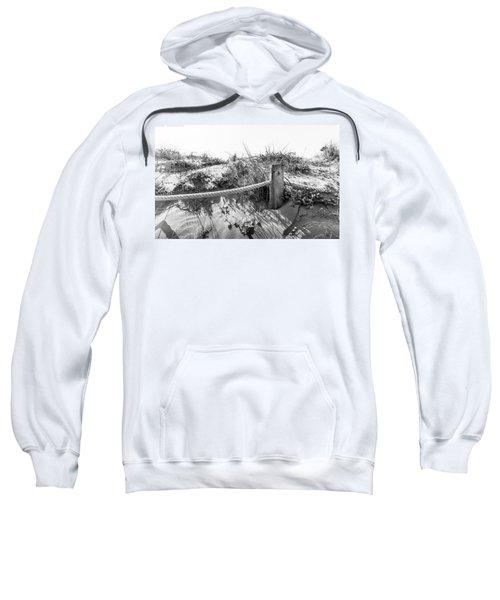 Fence Post. Sweatshirt