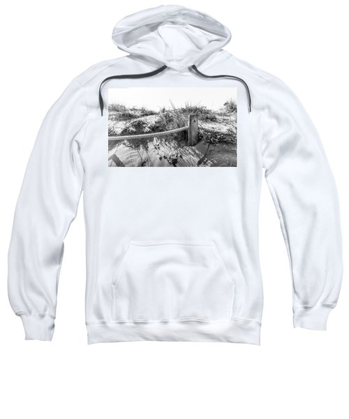 Fence Post. Sweatshirt