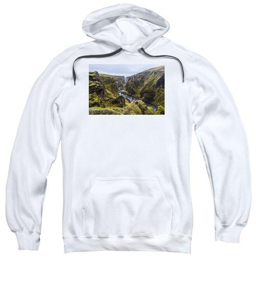 Fjadrargljufur Sweatshirt
