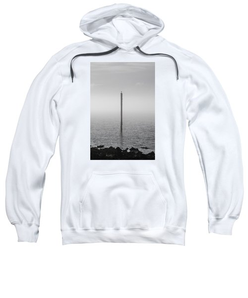 Fog On The Cape Fear River Sweatshirt