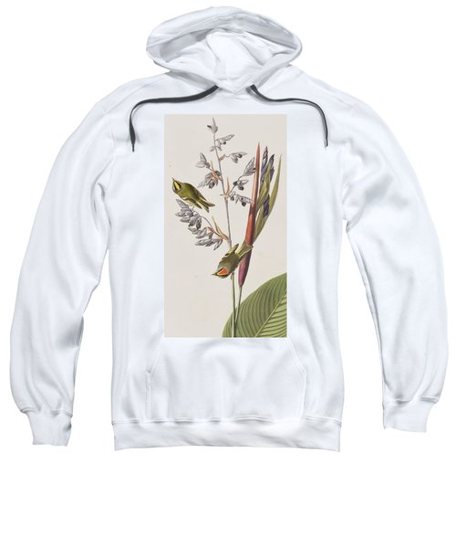 Golden-crested Wren Sweatshirt