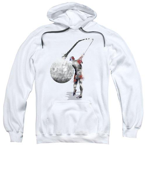 Golf Player Sweatshirt