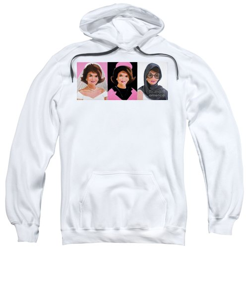 Good And Plenty Jackie O  Sweatshirt