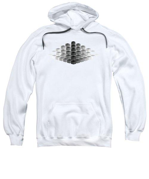 Gradient Pyramid Sweatshirt