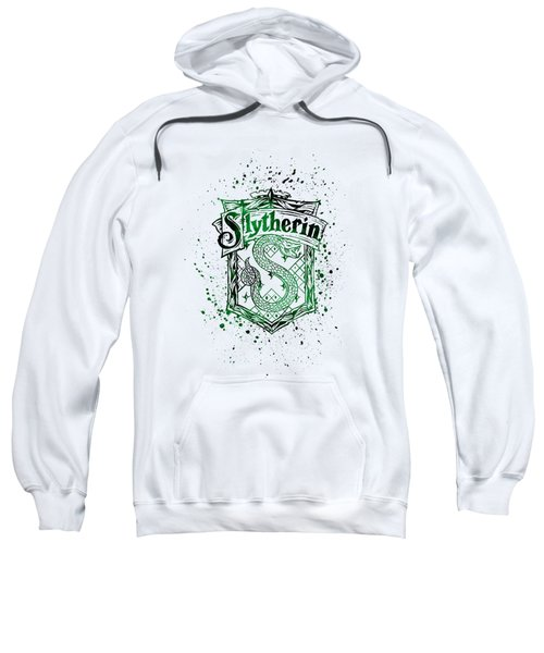 Harry Potter Slytherin House Silhouette Sweatshirt