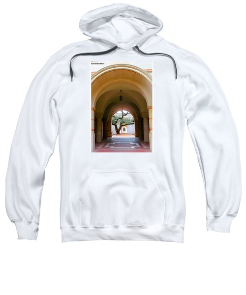 I Love All The #arches At #rice Sweatshirt
