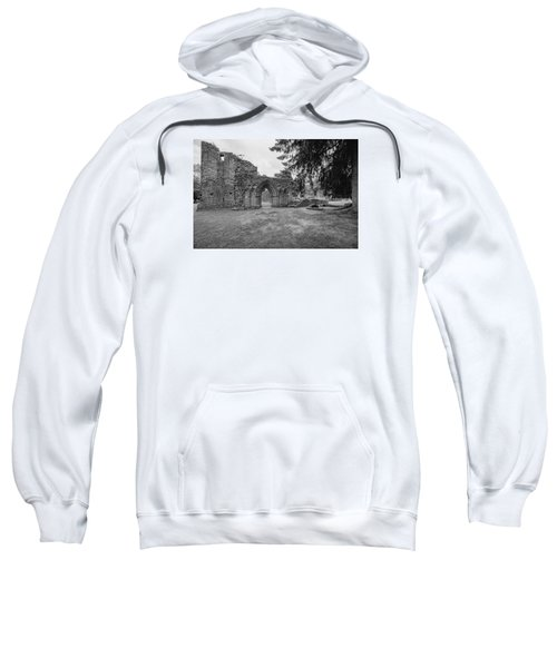 Inchmahome Priory Sweatshirt by Jeremy Lavender Photography