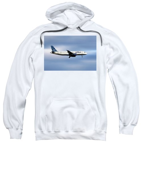Jetblue Airways Airbus A320-232 Sweatshirt