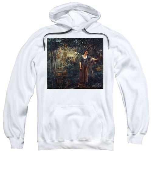 Joan Of Arc C1412-1431 Sweatshirt