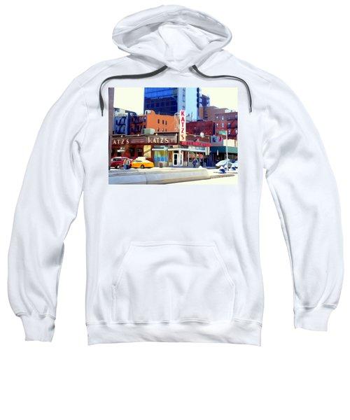 Katz's Delicatessan Sweatshirt