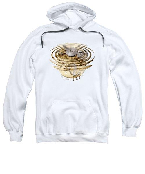 Liquefied Clockwork Sweatshirt