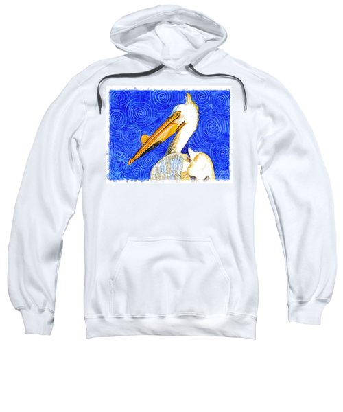 Looking Back Sweatshirt
