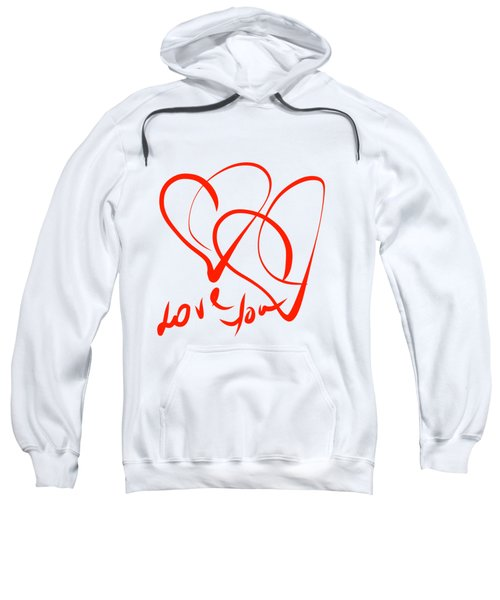 Love You Sweatshirt