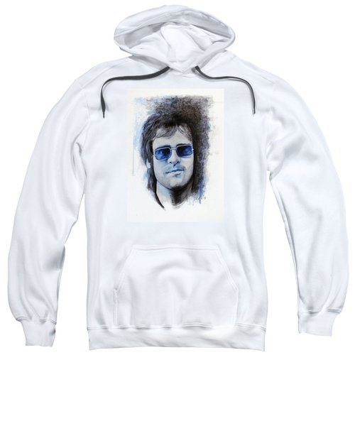 Madman Across The Water Sweatshirt by William Walts