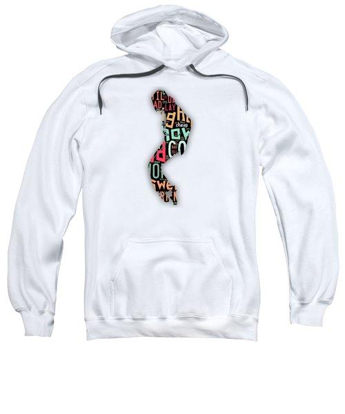 Michael Jackson I'm Bad Sweatshirt