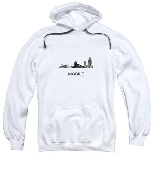 Mobile Alabama Skyline Sweatshirt
