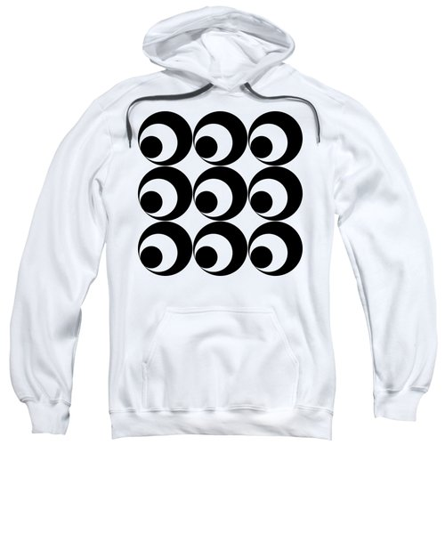 Mod Circles Sweatshirt