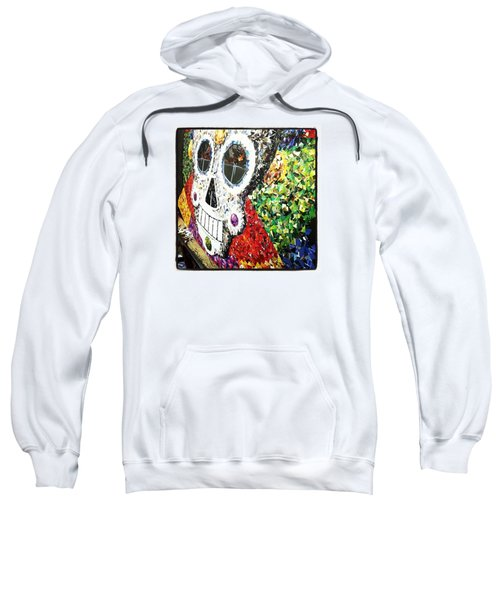 #mosaic #decoupage #collage #hood Sweatshirt