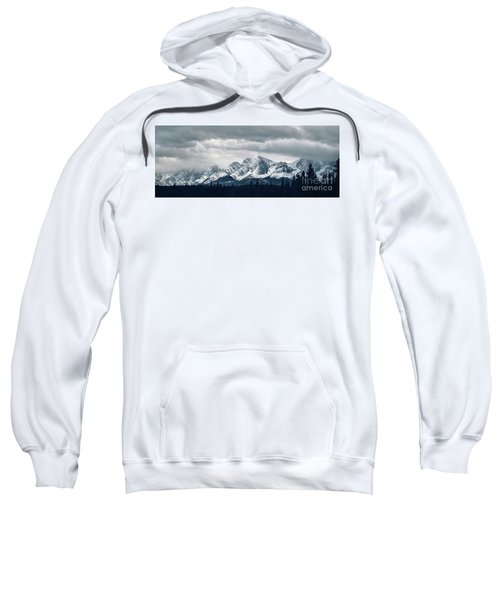 Mountainscape Sweatshirt