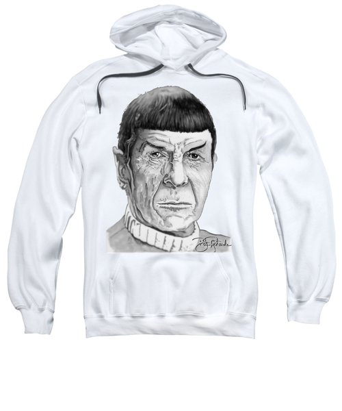 Mr Spock Sweatshirt