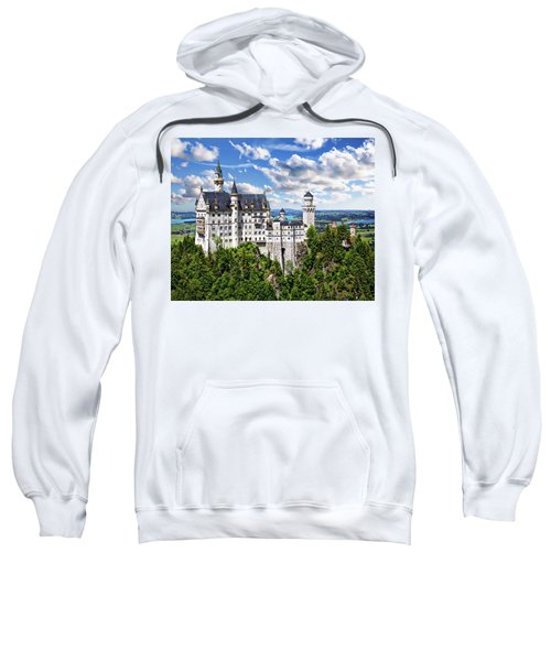 Neuschwanstein Castle Sweatshirt