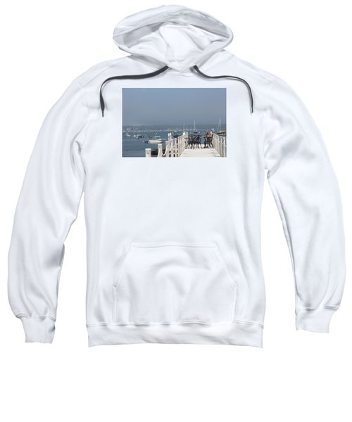 New Castle Harbor Nh Sweatshirt