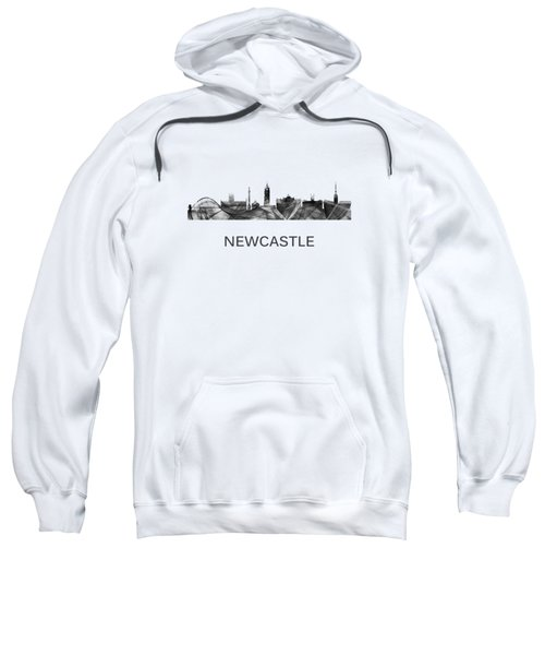 Newcastle England Skyline Sweatshirt