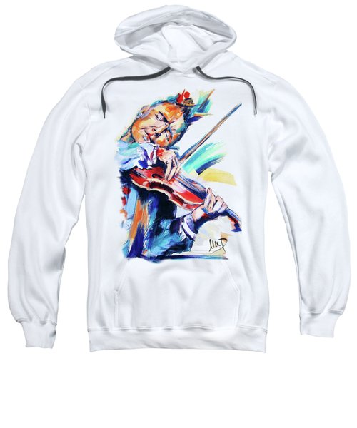 Nigel Kennedy Sweatshirt