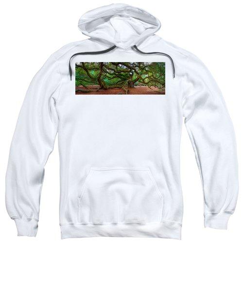 Old Southern Live Oak Sweatshirt