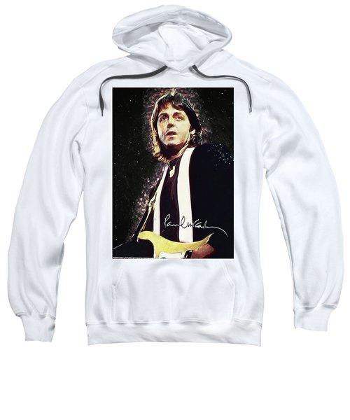 Paul Mccartney Sweatshirt