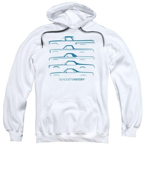 Pickupino Silhouettehistory Sweatshirt