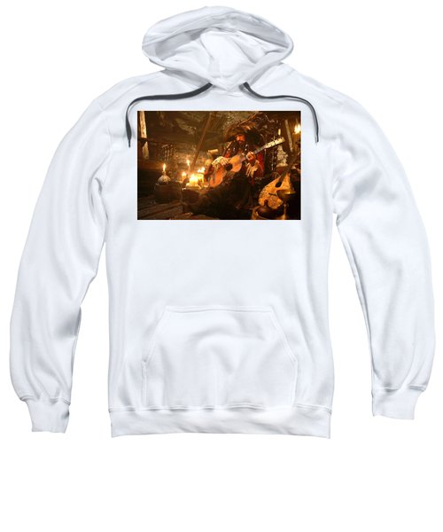 Pirates Of The Caribbean At World's End Sweatshirt
