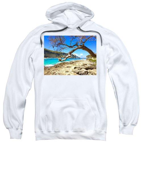 Porte D Enfer, Guadeloupe Sweatshirt
