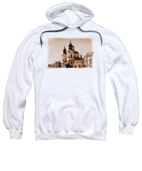 Old Memories Of Prague Sweatshirt