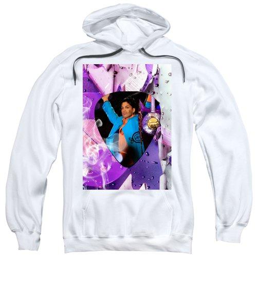 Prince Art Sweatshirt by Marvin Blaine
