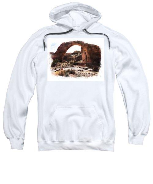 Rainbow Bridge National Monument Sweatshirt