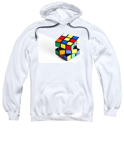 Rubiks Cube Sweatshirt