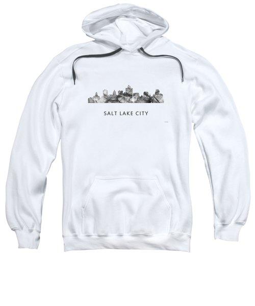 Salt Lake City Utah Skyline Sweatshirt
