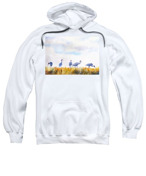 Sandhill Skyline Sweatshirt