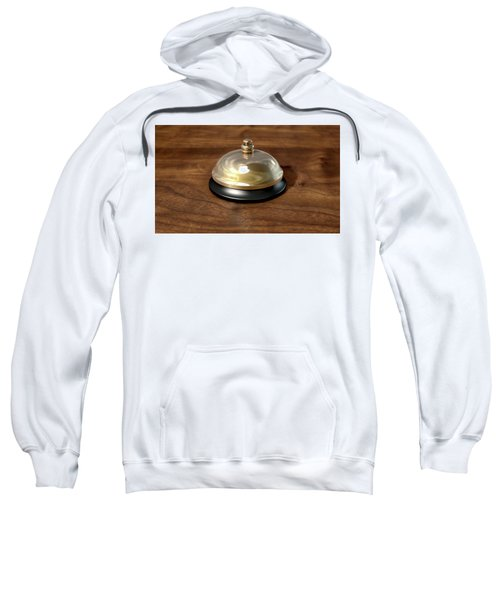Service Bell Brass Sweatshirt