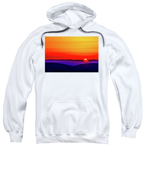 Shenandoah Valley Sunset Sweatshirt