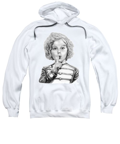 Shirley Temple Sweatshirt by Murphy Elliott