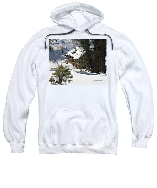 Snow Cabin Sweatshirt