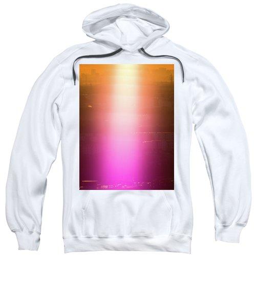 Spiritual Light Sweatshirt by Tatsuya Atarashi
